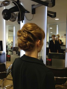 Party hair ideas in Bristol from Aidan Garlington Hair Design
