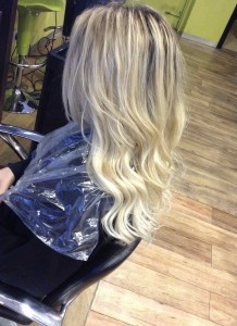 Beauty Works hair extensions in Bristol at Adian Garlington Hair Design