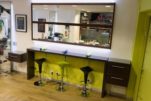 Colour Bar hair colouring in Bristol at Aidan Garlington Hair Design