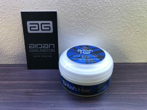 hair product in Bristol British Hair Fibre at Aidan Garlington Hair Design