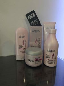 L'Oreal Vitamino Colour hair product at central Bristol hair satudio Aidan Garlington Hair Design