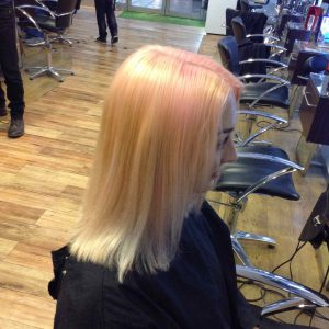 Summer hair in Bristol at Aidan Garlington Hair Design