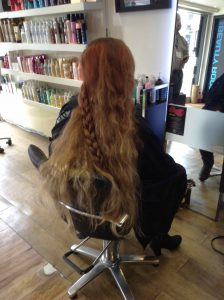 hair restyling central Bristol