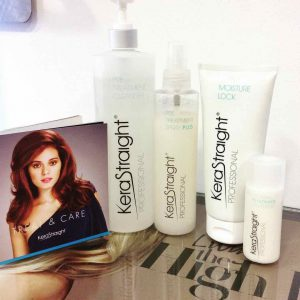 Kerastraight hair treatments in central Bristol