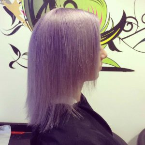 L'Oreal Metaliics hair toner in central Bristol from Aidan Garlington Hair Design