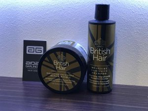 British Hair Moisture Masque in Bristol at Aidan Garlington Hair Design