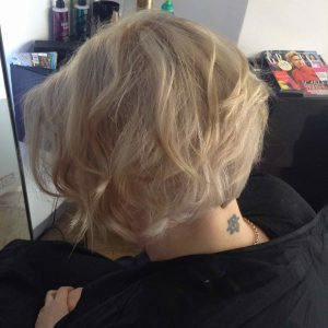 classic Bob haircut in Bristol at Aidan Garlington Hair Design