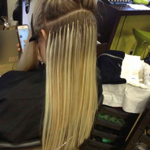 partial hair extensions in Bristol