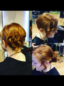 Prom Wedding Guest Hair ideas central Bristol hairstylists