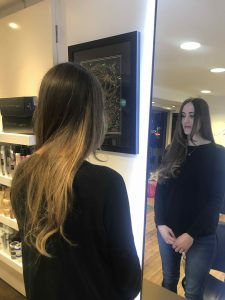 instant hair lightening in Bristol at Aidan Garlington Hair Design