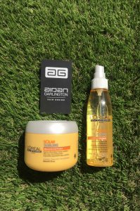 Summer hair care products Bristol