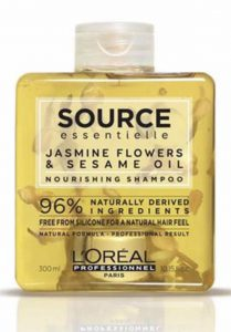 Source Essentielle shampoo Baldwin Street hair salon