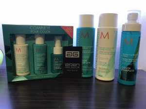 Moroccan Oil Chroma Tech Bristol
