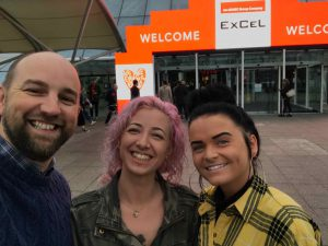 central Bristol hairdressers Salon International 2018