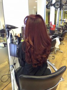 red hair colouring Bristol