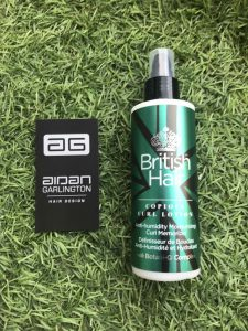British Hair Copious Curl Lotion Bristol