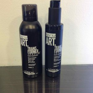 L'Oreal Transformers hair products Bristol