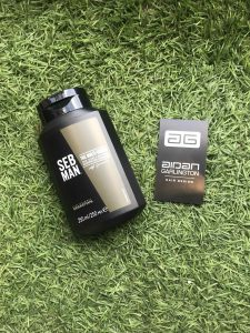 Seb Man male grooming products Bristol