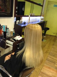 treatments sun-damaged hair central Bristol