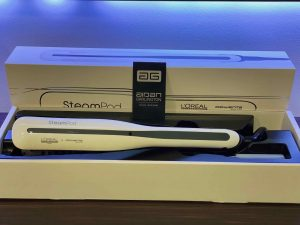 Loreal Steampod hair straighteners Bristol