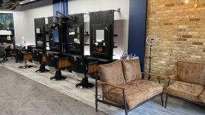 new Baldwin Street central Bristol hair studio