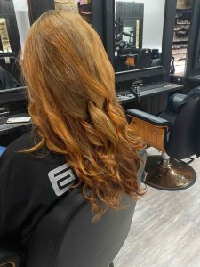 copper hair colouring bristol